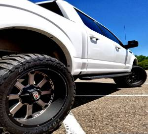 HCP 4x4 Vehicles - 2016 FORD F150 READYLIFT 7' SUSPENSION LIFT FOX COIL-OVERS W RESERVOIRS (BUILD#80842) - Image 3