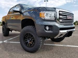 "GMC / CHEVROLET - CHEVY / GMC COLORADO/CANYON (ALL YEARS) - HCP 4x4 Vehicles - 2017 GMC Canyon Zone 5.5"" Susupension Lift"