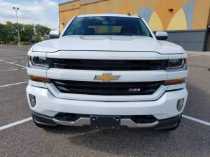 "HCP 4x4 Vehicles - 2016 CHEVY 1500 ZONE OFFROAD 4.5"" SUSPENSION LIFT (BUILD#83078) - Image 2"