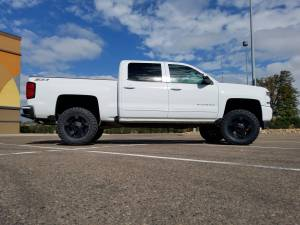 "HCP 4x4 Vehicles - 2016 CHEVY 1500 ZONE OFFROAD 4.5"" SUSPENSION LIFT (BUILD#83078) - Image 3"