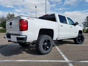 "2016 CHEVY 1500 ZONE OFFROAD 4.5"" SUSPENSION LIFT (BUILD#83078)"