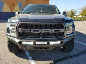 FORD - FORD RAPTOR 2ND GENERATION (2017+) - HCP 4x4 Vehicles - 2017 Ford Raptor Addictive Desert Design Stealth Fighter Bumper (Build#83598)