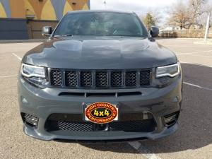 HCP 4x4 Vehicles - 2018 Jeep Grand Cherokee SRT8 Eibach Lowering kit - Image 2