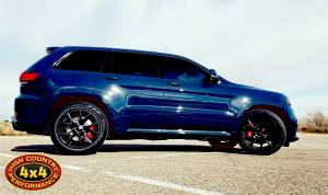 2018 Jeep Grand Cherokee SRT8 Eibach Lowering kit