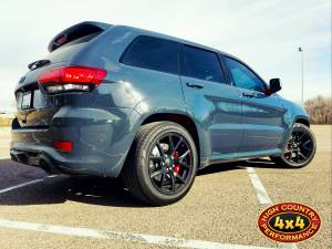 HCP 4x4 Vehicles - 2018 Jeep Grand Cherokee SRT8 Eibach Lowering kit - Image 4