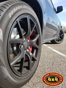 HCP 4x4 Vehicles - 2018 Jeep Grand Cherokee SRT8 Eibach Lowering kit - Image 5