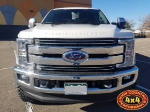 2017 FORD F250 SUPER DUTY FX4 CARLI SUSPENSION W/ FUEL OFF ROAD WHEELS AND TOYO M/T'S (BUILD#84526)