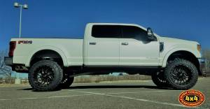 HCP 4x4 Vehicles - 2017 FORD F250 SUPER DUTY FX4 CARLI SUSPENSION W/ FUEL OFF ROAD WHEELS AND TOYO M/T'S (BUILD#84526) - Image 3