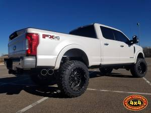 HCP 4x4 Vehicles - 2017 FORD F250 SUPER DUTY FX4 CARLI SUSPENSION W/ FUEL OFF ROAD WHEELS AND TOYO M/T'S (BUILD#84526) - Image 4
