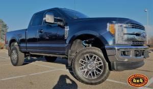 FORD - FORD F250/F350 SUPER DUTY TRUCKS (2017+) - HCP 4x4 Vehicles - 2017 FORD F350 CARLI SUSPENSION W/ REMOTE RESERVOIRS (BUILD#83679)