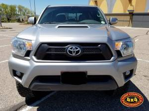 """2015 TOYOTA TACOMA TOYTEC BOSS 3"""" COILOVER LIFT KIT WITH SPC PERFORMANCE UPPER CONTROL ARMS (BUILD#79304)"""