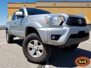 """Toyota - Toyota Tacoma(2005-2017) - HCP 4x4 Vehicles - 2015 TOYOTA TACOMA TOYTEC BOSS 3"""" COILOVER LIFT KIT WITH SPC PERFORMANCE UPPER CONTROL ARMS (BUILD#79304)"""