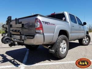 "HCP 4x4 Vehicles - 2015 TOYOTA TACOMA TOYTEC BOSS 3"" COILOVER LIFT KIT WITH SPC PERFORMANCE UPPER CONTROL ARMS (BUILD#79304) - Image 4"
