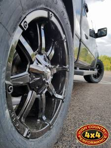 2014 FORD F150 FUEL COUPLER 20X9 WHEELS AND TOYO ATII 285/55R20 TIRES (BUILD#83239)