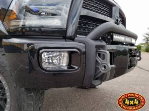 2015 DODGE RAM 2500 CUSTOM AEV PREMIUM FRONT BUMPER (BUILD#80386)