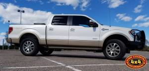 2013 FORD F150 BILSTEIN 5100 RIDE HEIGHT ADJUSTABLE LEVELING STRUTS (BUILD#80190)