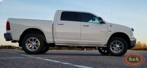 "HCP 4x4 Vehicles - 2014 DODGE RAM 1500 READYLIFT 4"" SUSPENSION LIFT (BUILD#83951) - Image 2"