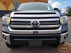 HCP 4x4 Vehicles - 2017 TOYOTA TUNDRA BILSTEIN RIDE HEIGHT ADJUSTABLE STRUTS WITH SPC UPPER CONTROL ARMS (BUILD#80764) - Image 2