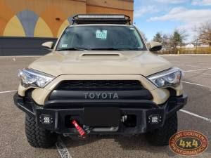 HCP 4x4 Vehicles - 2016 TOYOTA 4RUNNER TRD PRO TAN (BUILD#84222) - Image 2