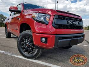 TOYOTA - TOYOTA TUNDRA  (2014-2018) - HCP 4x4 Vehicles - 2017 TOYOTA TUNDRA TRD PRO AMP RESEARCH POWER RUNNING BOARDS (BUILD#82686)