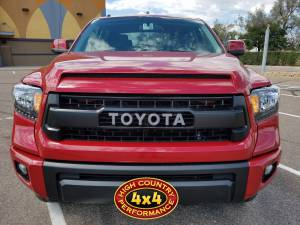 2017 TOYOTA TUNDRA TRD PRO AMP RESEARCH POWER RUNNING BOARDS (BUILD#82686)