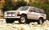 MAIN VEHICLE GALLERY - TOYOTA - TOYOTA 4RUNNER 1ST GENERATION (1986-1989)