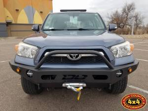 HCP 4x4 Vehicles - 2010 TOYOTA 4RUNNER DEMELLO SINGLE HOOP BUMPER (BUILD#84211) - Image 2