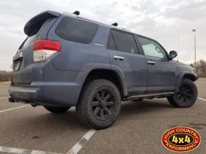 HCP 4x4 Vehicles - 2010 TOYOTA 4RUNNER DEMELLO SINGLE HOOP BUMPER (BUILD#84211) - Image 4