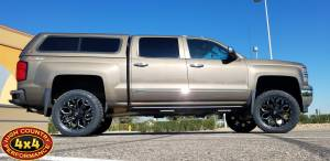"HCP 4x4 Vehicles - 2014 CHEVY SILVERADO 1500 RANCHO 4.5"" SUSPENSION LIFT KIT (BUILD#8374) - Image 3"