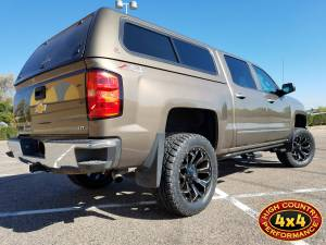 "HCP 4x4 Vehicles - 2014 CHEVY SILVERADO 1500 RANCHO 4.5"" SUSPENSION LIFT KIT (BUILD#8374) - Image 4"