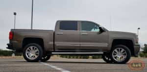 "HCP 4x4 Vehicles - 2015 CHEVY SILVERADO 1500  HALO LIFTS 3"" BOSS ULTIMATE SUSPENSION LIFT (BUILD#82977) - Image 3"
