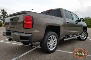 "HCP 4x4 Vehicles - 2015 CHEVY SILVERADO 1500  HALO LIFTS 3"" BOSS ULTIMATE SUSPENSION LIFT (BUILD#82977) - Image 4"