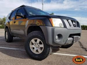 "2008 NISSAN XTERRA READYLIFT 2.5"" SST SUSPENSION LIFT KIT (BUILD#82717)"