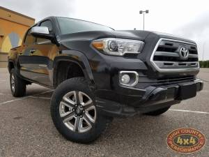 "TOYOTA - TOYOTA TACOMA (2017-2018) - HCP 4x4 Vehicles - 2017 TOYOTA TACOMA TOYTEC 3"" BOSS SUSPENSION LIFT W/ SPC UCA'S (BUILD#80696)"