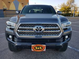 "2017 TOYOTA TACOMA TOYTEC BOSS 3"" COILOVER SUSPENSION LIFT WITH SPC UCA'S (BUILD#83664) - Image 2"