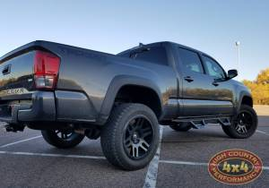 "2017 TOYOTA TACOMA TOYTEC BOSS 3"" COILOVER SUSPENSION LIFT WITH SPC UCA'S (BUILD#83664)"