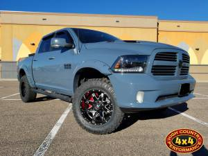 "RAM - DODGE RAM 1500 Pickup Trucks (2013-2017) - HCP 4x4 Vehicles - 2015 Dodge Ram 1500 SUPERLIFT 4"" LIFT (BUILD#83651)"