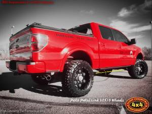 "HCP 4x4 Vehicles - 2013 FORD F150 BDS 6"" FOX COILOVER SUSPENSION LIFT (BUILD#84141) - Image 3"