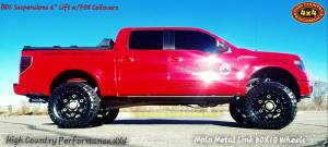 "HCP 4x4 Vehicles - 2013 FORD F150 BDS 6"" FOX COILOVER SUSPENSION LIFT (BUILD#84141) - Image 5"
