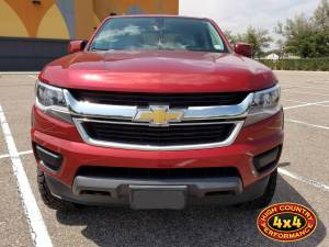 "HCP 4x4 Vehicles - 2016 CHEVY COLORADO BDS 5.5"" FOX COILOVER SUSPENSION LIFT (BUILD#81831) - Image 2"