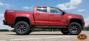 "HCP 4x4 Vehicles - 2016 CHEVY COLORADO BDS 5.5"" FOX COILOVER SUSPENSION LIFT (BUILD#81831) - Image 3"