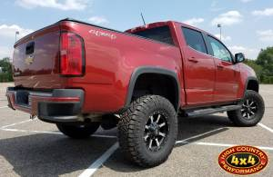 "HCP 4x4 Vehicles - 2016 CHEVY COLORADO BDS 5.5"" FOX COILOVER SUSPENSION LIFT (BUILD#81831) - Image 4"