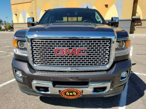 2016 GMC SIERRA HD2500 READYLIFT LEVELING KIT WITH COGNITO HE UPPER CONTROL ARMS (BUILD#82721)