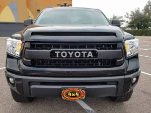 """2016 TOYOTA TUNDRA TOYTEC 3"""" BOSS COILOVERS WITH SPC UCA'S (BUILD#78697)"""