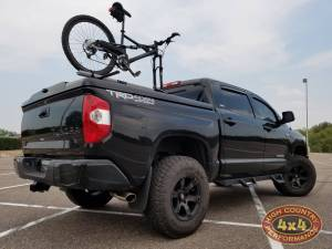 "2016 TOYOTA TUNDRA TOYTEC 3"" BOSS COILOVERS WITH SPC UCA'S (BUILD#78697)"