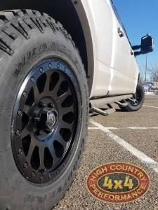 2017 FORD F150 READYLIFT LEVELING KIT FUEL VECTOR 18x9 WHEELS 275/70R18 DURATRAC TIRES (BUILD#84846)