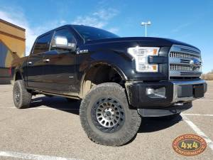 "HCP 4x4 Vehicles - 2015 FORD F150 BDS 6"" SUSPENSION LIFT WITH FOX COILOVERS (BUILD#80731) - Image 1"