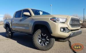 "TOYOTA - TOYOTA TACOMA (2017-2018) - HCP 4x4 Vehicles - 2017 TOYOTA TACOMA ICON DYNAMICS STAGE 3 SUSPENSION 2.75"" LIFT (BUILD#85065)"