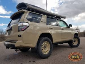 2016 TOYOTA 4RNNER TRD PRO RIGID INDUSTRIES LIGHTS AND FRONT RUNNER ROOF RACK (BUILD#83893)