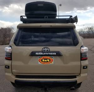 HCP 4x4 Vehicles - 2016 TOYOTA 4RNNER TRD PRO RIGID INDUSTRIES LIGHTS AND FRONT RUNNER ROOF RACK (BUILD#83893) - Image 6